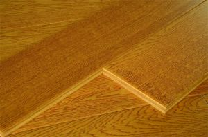 Waterproof Hardwood Floor Multi-Layer Solid Wood Flooring pictures & photos