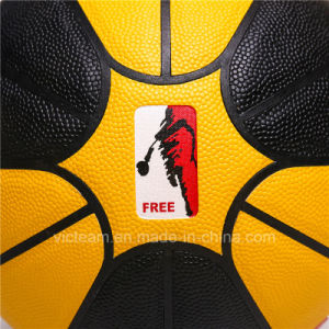 Size 3 5 Mini Small Kids Shiny Leather Basketball pictures & photos