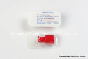 M/F Red Cap Combi Stopper Luer, Lock Cap Connector pictures & photos
