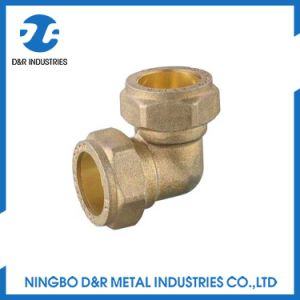 Dr 7041 Brass Hose Compression Fittings pictures & photos