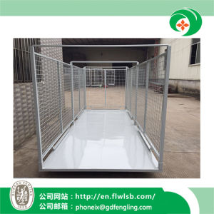 The New Wire Container for Warehouse Storage with Ce pictures & photos