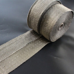 High Temperature Heat Resistant Basalt Fiber Tape pictures & photos
