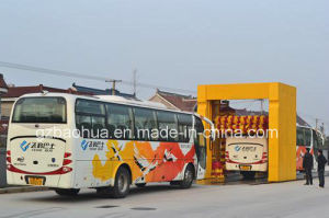 3brush or 5brush Automatic Bus Wash Machine pictures & photos