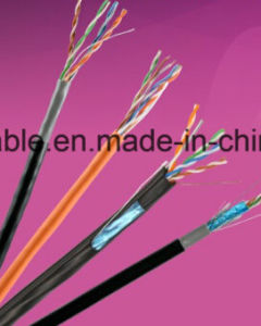 Factory Competitive Price Cat5e Cable (Fluke Pass) pictures & photos