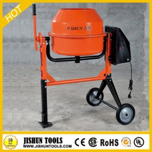 Small Electric Concrete Mixer Machine pictures & photos