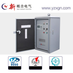 Maintenance Free Outdoor Vacuum Circuit Breaker High Voltage 40.5kv with Permanent Magnetic Operation Mechanism pictures & photos