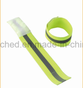 Elastic Reflective Woven Band for Running Safety pictures & photos