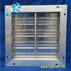 Aluminum Shutter Customized for Green House or Other Application pictures & photos