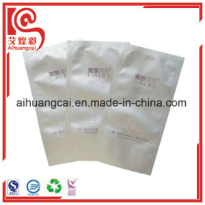 Three Side Heat Sealed Plastic Bag for Mask Packaging pictures & photos