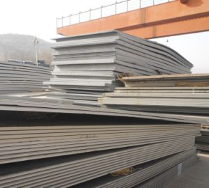Bridge Material Steel Plate ASTM A709 Grade 100W pictures & photos