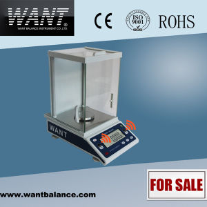 0.1mg Electronic Digital Laboratory Analytical Balance pictures & photos