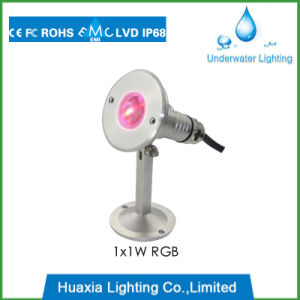 Stainless Steel LED Underwater Light Spot Lamp Outdoor Landscape Lighting pictures & photos