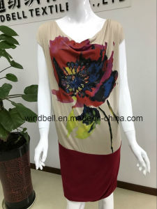 Loose and Comfortable Dress for Women pictures & photos