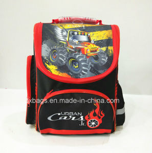 300d Polyester Car Child Backpack, School Bag pictures & photos