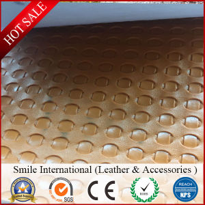 Weave Leather PVC Leather Handbags Leather Synthetic Leather Colorful 0.7-1.2mm Thickness Factory Making pictures & photos