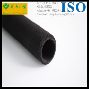 Rubber Foam Sponge Tube Rubber Parts pictures & photos