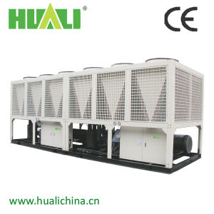 Industrial Air Cooled Water Chiller (screw compressor) pictures & photos