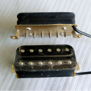 Quality OEM AlNiCo 5 Magnet Bar Humbucker Guitar Pickup pictures & photos