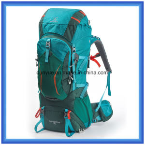 Hot Sale 70L Large Capacity Mountaineering Backpack, Outdoor Hiking Backpack, Multi-Functional Custom Climbing Camping Backpack pictures & photos