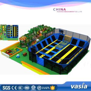 Trampoline Equipment, Advanture Trampoline Gym Equipment pictures & photos