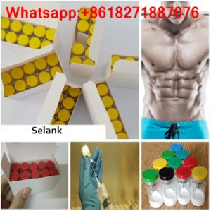 Factoy Direcly Offer 5mg/Vial Selank White Lyophilized Powder Peptide for Building Muscle pictures & photos