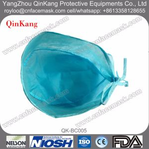 Disposable Non-Woven Surgery Lace Tie Doctor Cap pictures & photos