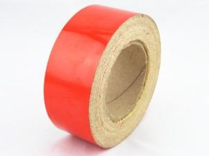 Professional Factory Made Pressure-Sensitive Type Glass Beads Reflective Tapes pictures & photos