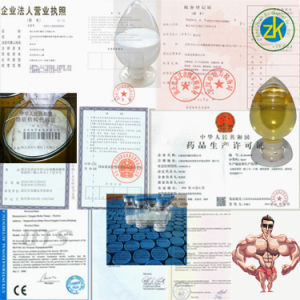 Bodybuilding Chemicals Steroid Trenbolone Enanthate 99% pictures & photos