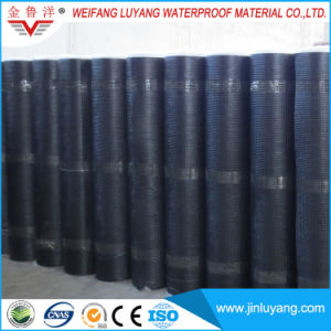 Self Adhesive Modified Bitumen Waterproof Membrane for Basement