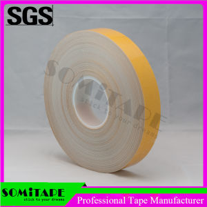 Somitape Sh335 Wholesale Fabric Hem Seam Double Sided Adhesive Tape for Banners pictures & photos