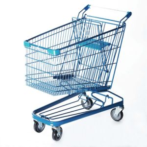 Germany Style Shopping Cart Trolley pictures & photos