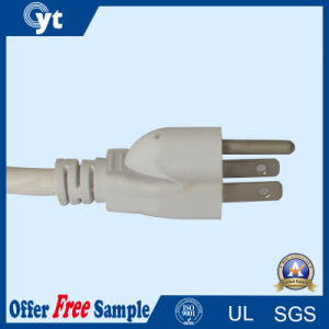 High Quality 3 Pin Us AC Power Cord Cable 220V pictures & photos