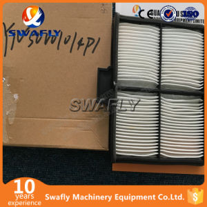 Kobelco Excavator Cabin Filter Sk200-8 Air Conditioner Filter Yn50V01015p3 Yn50V01014p1 pictures & photos