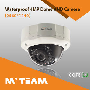 4MP 3MP Vandalproof Ik10 Dome China Surveillance Camera Wholesale (MVT-AH26F/W) pictures & photos