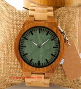 Fashion Quartz Movement Wooden Watch Fs452 pictures & photos