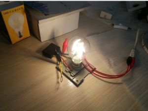 Triac Dimmable Glass LED Filament Bulb Jt316-R50-215 pictures & photos