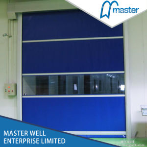 Professional Manufacturer of PVC Roller Shutter/High Quality PVC Roller Shutter Rolling Shutters pictures & photos