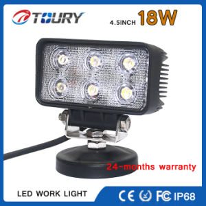 CREE 18W LED Work Light for Car Auto Lamp pictures & photos