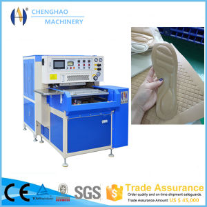 CH-15kw-Xczd High Frequency Two Working Stations Shoe Insole Embossing Machine