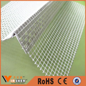 PVC Corner Bead/Drywall Angle Beads/Perforated Angle Bead with Fiberglass Mesh pictures & photos