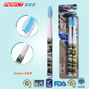 Perfect Whitening Filament Toothbrush pictures & photos