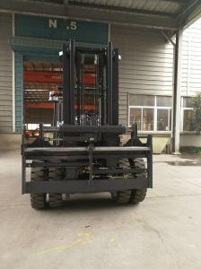 10 Ton Diesel Forklift Un Fd100 pictures & photos