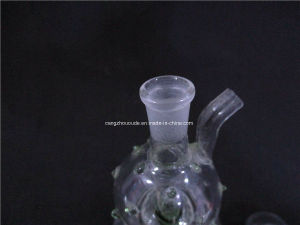 Newest Factory Price Tobacco Glass Smoking Pipe Od-M-23 pictures & photos