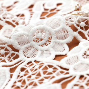L40007 Lace Product Type African Lace Embroidery Fabric for Wedding Dress pictures & photos