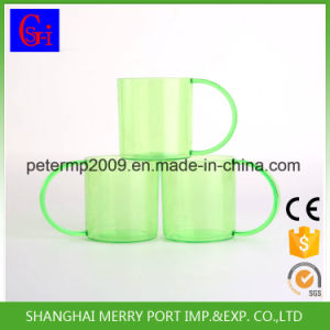 SGS FDA LFGB Certifications Colorful 360ml Plastic Mug pictures & photos