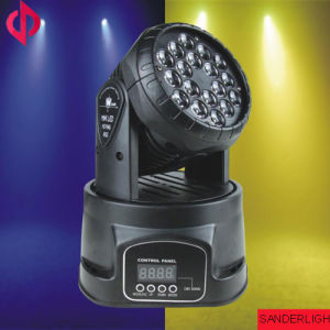 7X10W Mini LED Moving Head Light for Bar Using pictures & photos