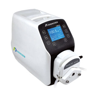 High Quality Big Flow Labn Series Peristaltic Pump pictures & photos