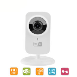 HD Mini WiFi IP Camera 720p pictures & photos