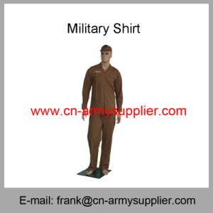 Army Shirt-Police Shirt-Officer Shirt-Military Shirt pictures & photos