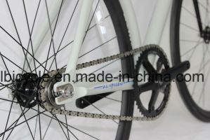 "700c Allumium Man City Bike Alloy ""S"" Cruve with Carbon Fork pictures & photos"